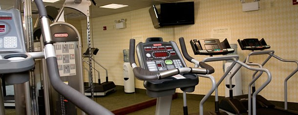 Fitness Room | Courtyard by Marriott
