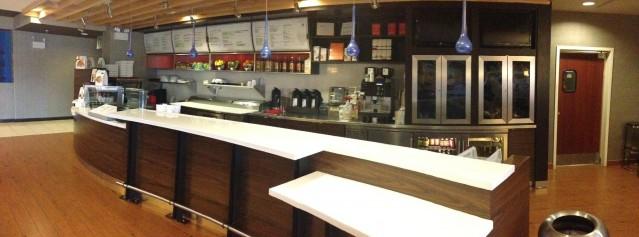 Bistro Restaurant | Courtyard Fayetteville AR